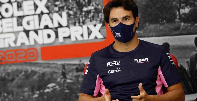 Perez vertrouwt op Racing Point inzake toekomst: Het is een kwestie van tijd
