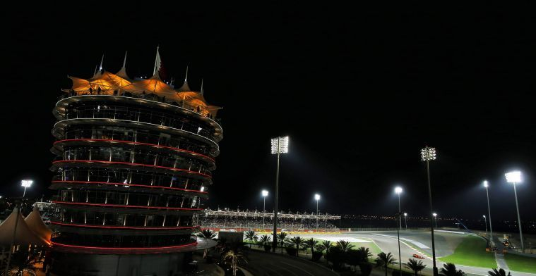 Rolex Sakhir Grand Prix to Take Place on Bahrain's Outer Track