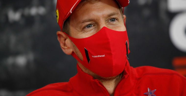 Vettel: The fans are suffering probably as much as the whole team