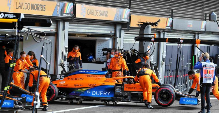 McLaren has to wait for analysis of Renault power unit
