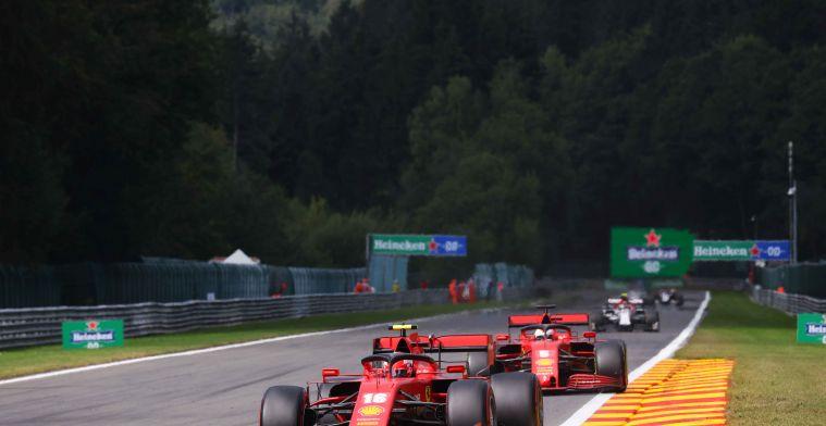Doornbos over Ferrari: Het meest gênante moment van de Formule 1-kalender