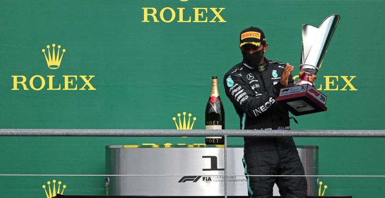 Brawn is short of words for Hamilton: He was tremendously strong all weekend