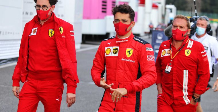 Brawn: The cold temperatures at Spa will not have helped Ferrari either