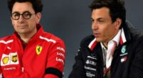 """Image: Binotto counters Wolff: """"There are people who like to talk about us"""""""