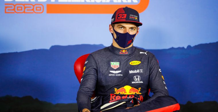 Brundle about Verstappen: Nobody else is good enough to come and play with him