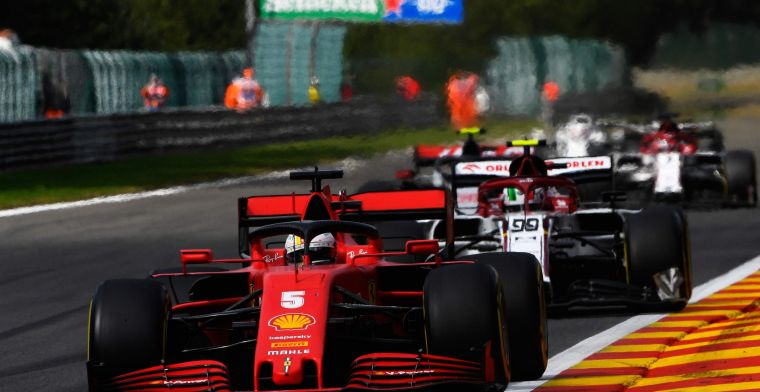 McLaren does not rule out comeback: Should never underestimate Ferrari''