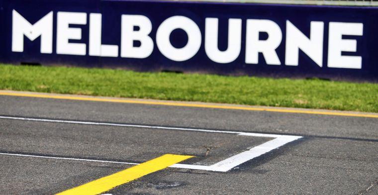 Grand Prix van Australië weg uit Albert Park en terug naar het zuiden?