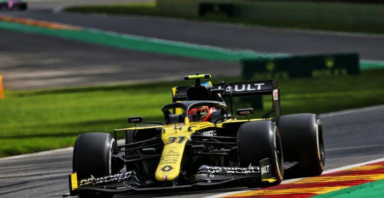 """Hakkinen ziet Renault verbeteren: """"Ze gaan met een positief gevoel naar Monza"""""""