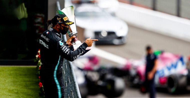 Hamilton stays first in Power Rankings, Ricciardo gets perfect score