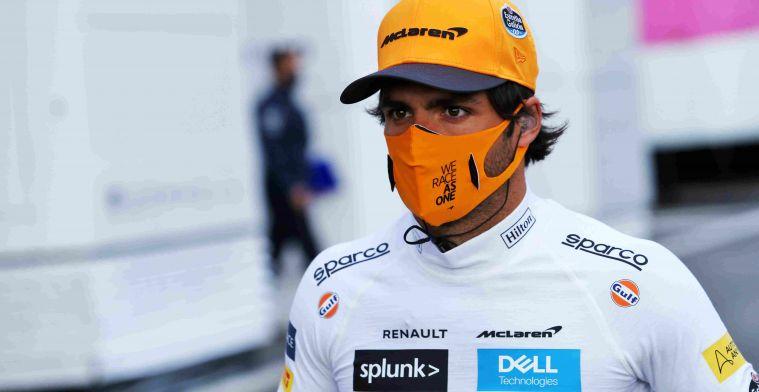 Sainz about Spa: We felt too little risk