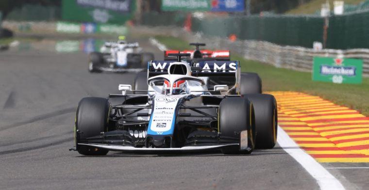 F1-wereld reageert op terugtreden Williams; Russell behoudt gevoel voor humor
