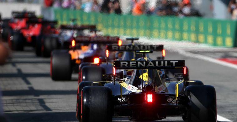 FIA gaat streng optreden tijdens kwalificatie: rijders moeten minimale tijd rijden