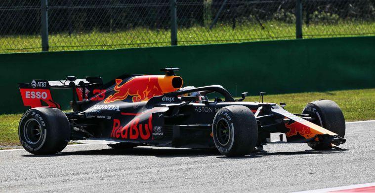 Marko after crash Verstappen: The balance is lost