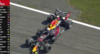 Image: Video: Verstappen hits the wall in FP1 at Monza