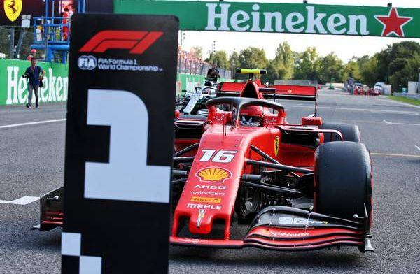 Crashes tijdens kwalificatie Monza? Het gaat een nachtmerrie worden