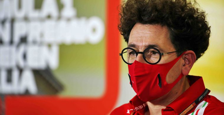 Binotto hoopvol voor kwalificatie: Hadden een uitdagende start van het weekend