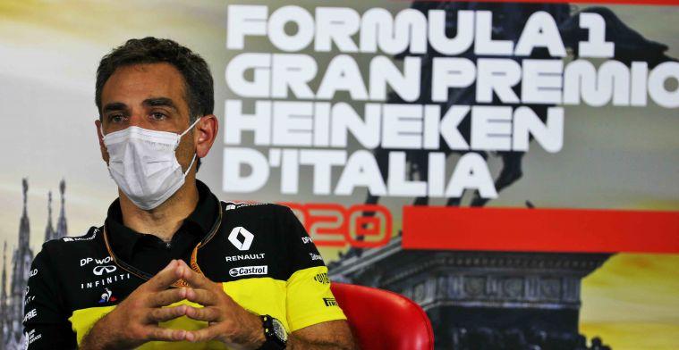 Gerucht: Abiteboul mag zijn spullen pakken en wordt aan de kant gezet door Renault