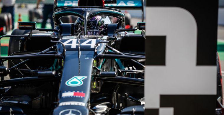 Internet reageert teleurgesteld op kwalificatie: F1 is geen reet meer aan!