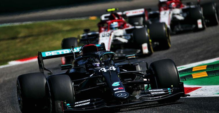 F1 LIVE: The third free practice session ahead of the Italian Grand Prix