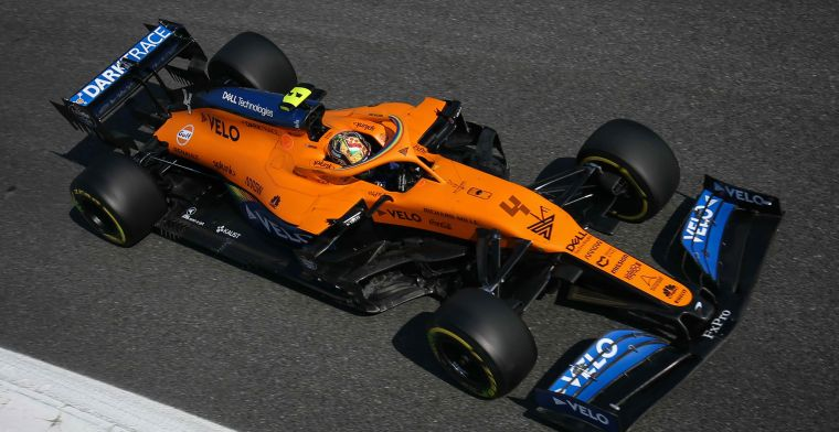 Full results FP3: McLaren very fast at Monza, Hamilton P5