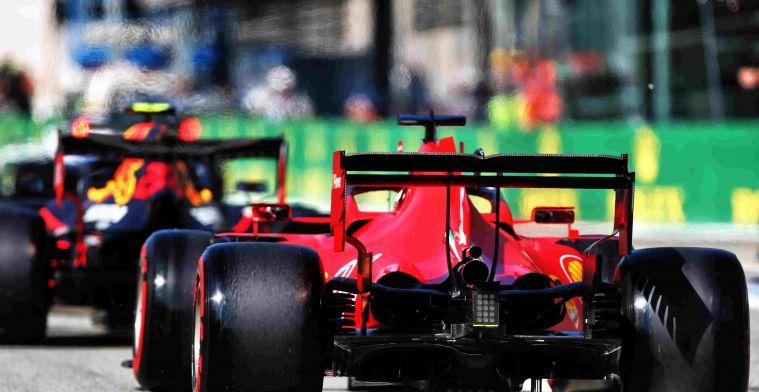 Ook Ferrari ziet als laatste team af van hoger beroep inzake Racing Point