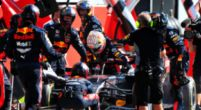 Image: Verstappen had to retire due to a problem with his Honda engine