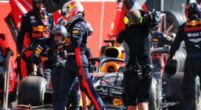 """Image: Verstappen: """"After the red flag we had problems with the engine right away"""""""