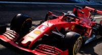 Image: Video: Vettel the first retirement of the Italian Grand Prix due to brake problem