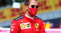 """Image: Vettel loses brake pressure: """"Don't know where the problem is coming from"""""""