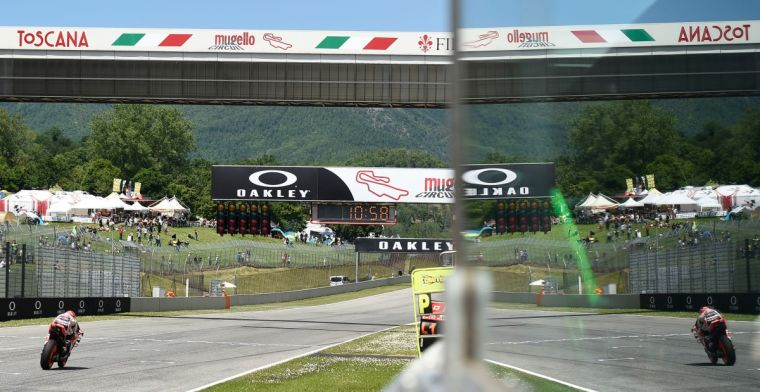 Dit zijn de tijden voor de Grand Prix van Toscane, Ferrari's 1000e GP