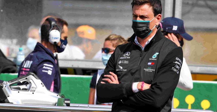 Wolff not happy with FIA decision: Always warned of these consequences