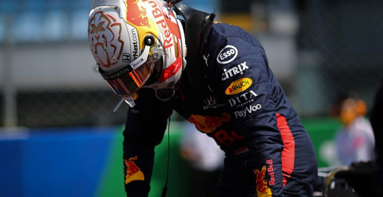 Verstappen saw it coming: 'I really don't understand why people think that'