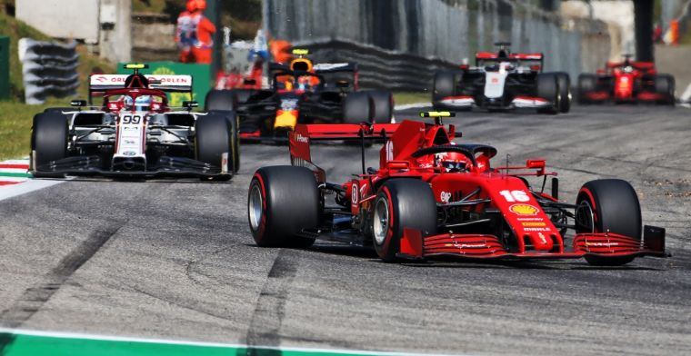Rosberg doesn't want to blame Leclerc: Ferrari handling scares me