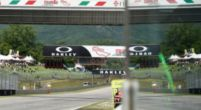 Image: These are the times for the Tuscany Grand Prix, Ferrari's 1000th GP