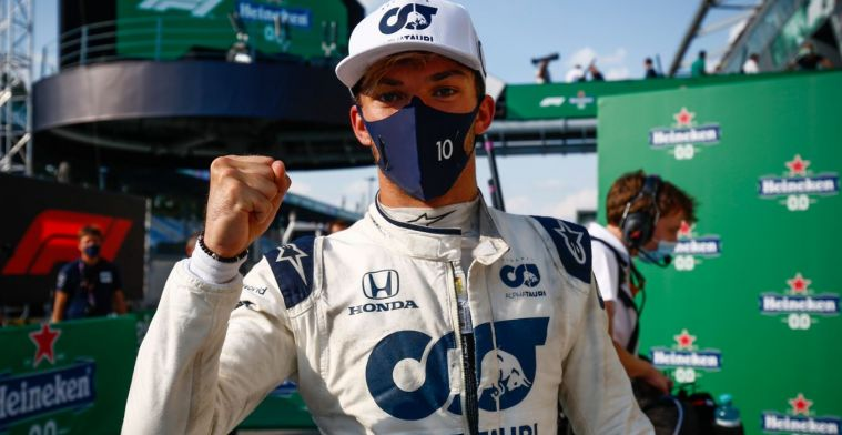 Heidfeld: Gasly showed how difficult it was for him next to Verstappen