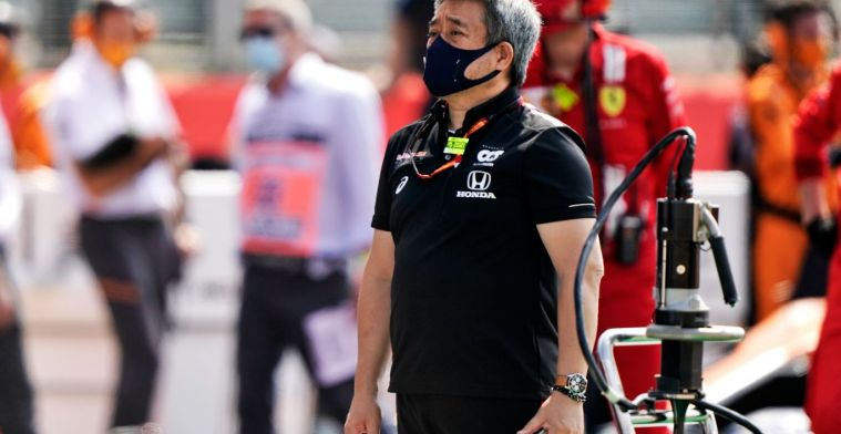 Yamamoto about 2017: Honda was a racehorse without speed and sensitive to injury
