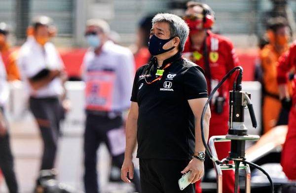 Honda: 'Tost raadde ons aan niet op Alpha te wachten en voor Red Bull te kiezen'