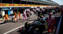 """Afbeelding: Brundle: """"Alle teams hadden door dat de pitstraat dicht was, behalve…"""""""