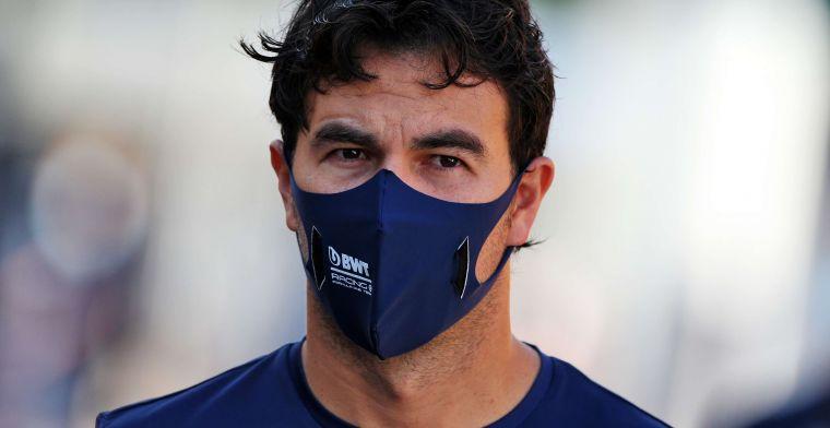 BREAKING NEWS: Perez vertrekt eind 2020 toch bij Racing Point!