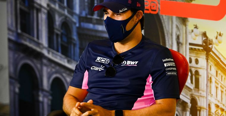 Column: Is Red Bull Racing de volgende stap voor Perez?
