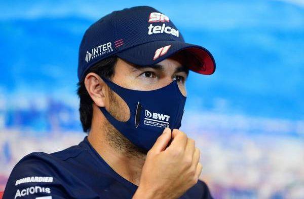 Perez: 'If I leave, I'll never come back'