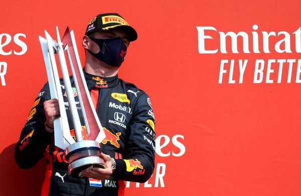 Championship 2020? Verstappen: Forget about it!