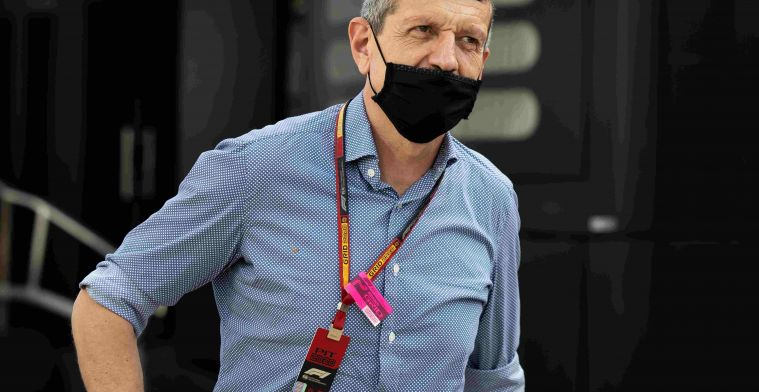 Guenther Steiner about chairs 2021: It would be a shame if Perez left
