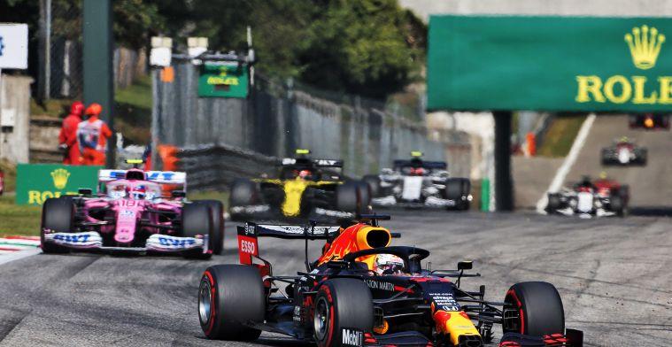 Coronel over Red Bull: Daar is dit seizoen te kort voor