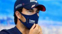 Image: Perez: 'If I leave, I'll never come back'