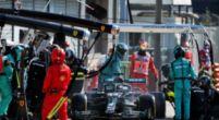 """Afbeelding: Mercedes: """"Normaal neemt Hamilton de schuld op zich, nu moet het team dat doen"""""""