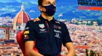 """Image: Albon: """"I don't feel any extra pressure to perform by Gasly's win""""."""
