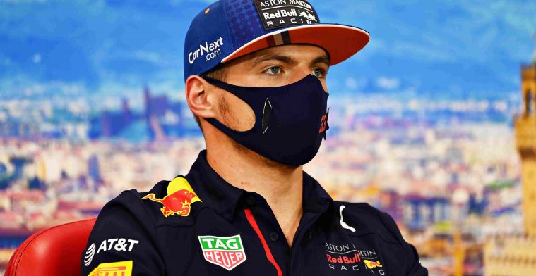Verstappen: 'At pure speed we should be able to become third'.