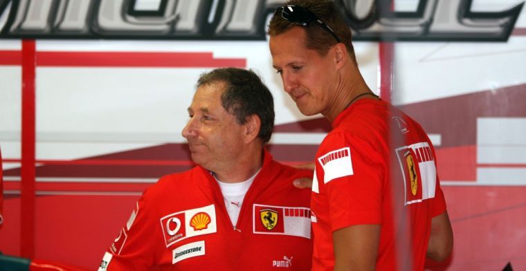 Todt about Schumacher's condition: He's still fighting