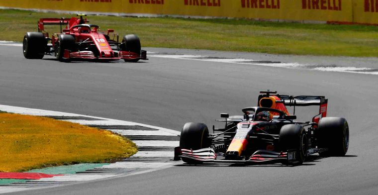 Di Montezemolo: The other driver I like is Verstappen
